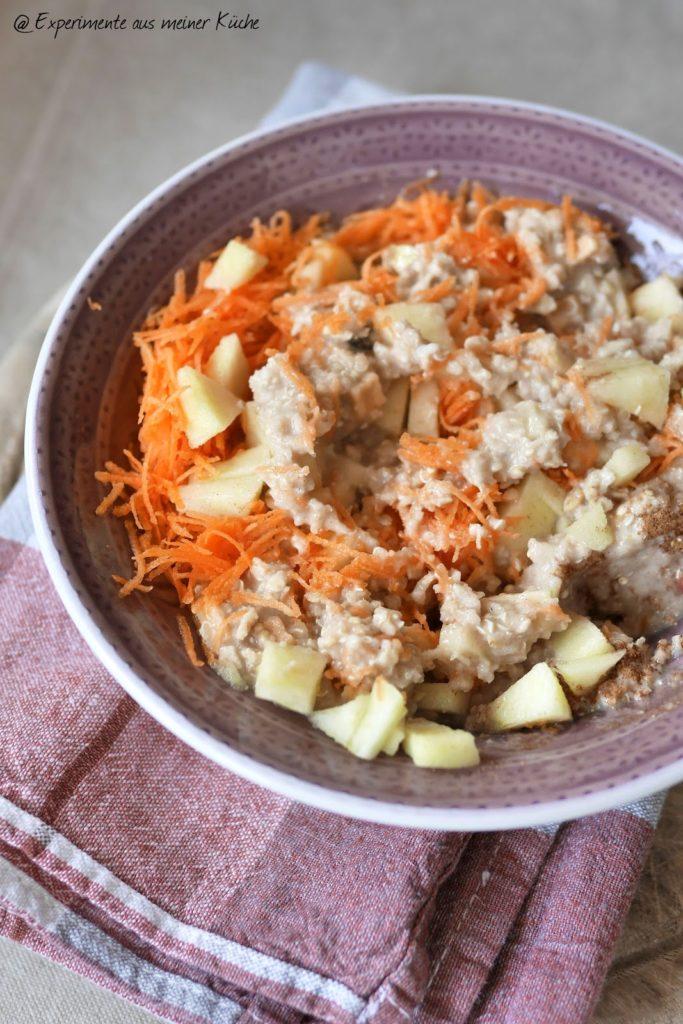 Experimente aus meiner Küche: Carrot Cake Porridge
