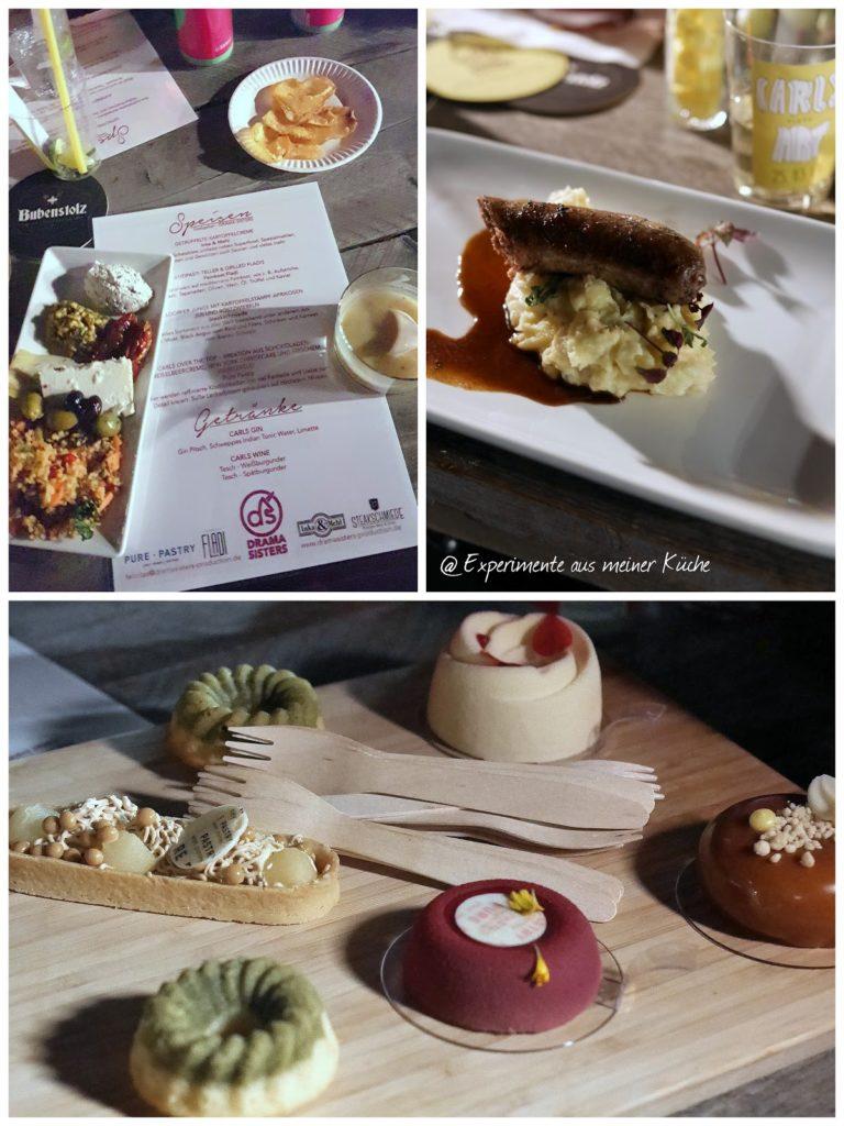 Experimente aus meiner Küche: Ein genussreiches Wochenende in Düsseldorf
