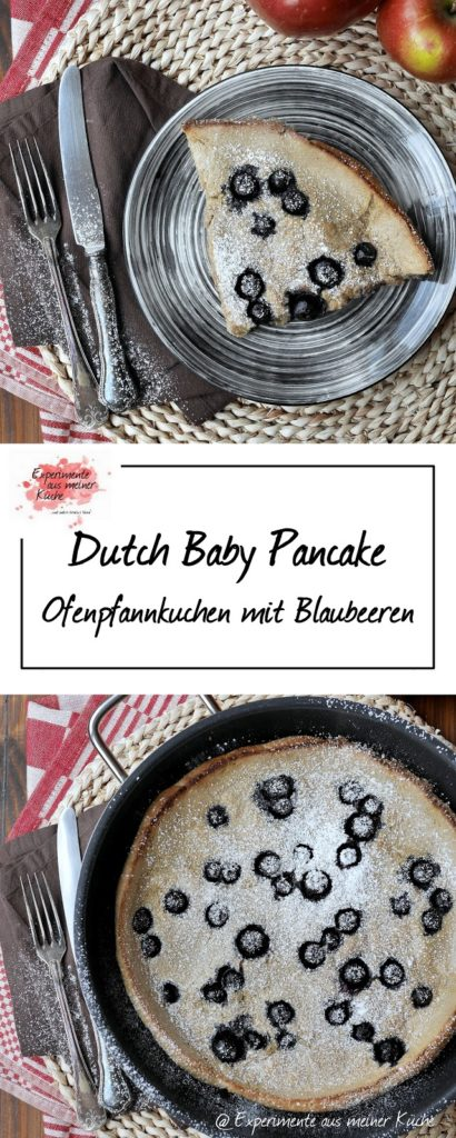 Ofenpfannkuchen {Dutch Baby Pancake}    Rezept   Kochen   Essen