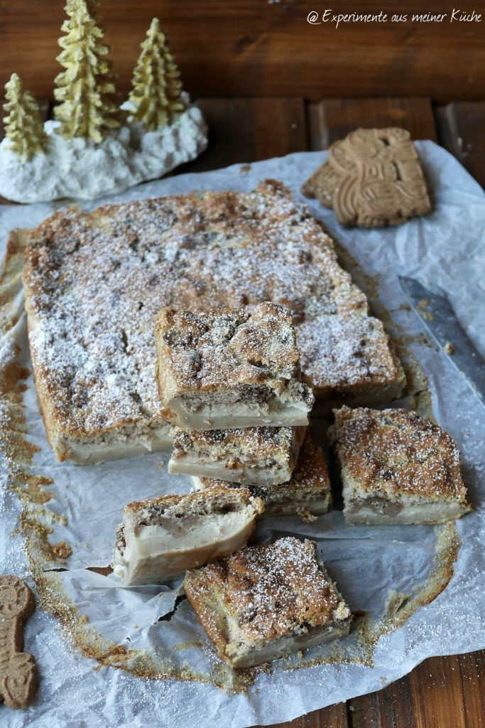 Spekulatius Magic Cake | Backen | Kuchen | Weihnachten
