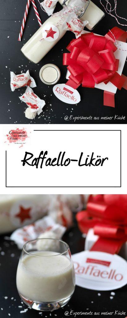 Raffaello-Likör | Rezept | Weihnachten | Geschenke aus der Küche