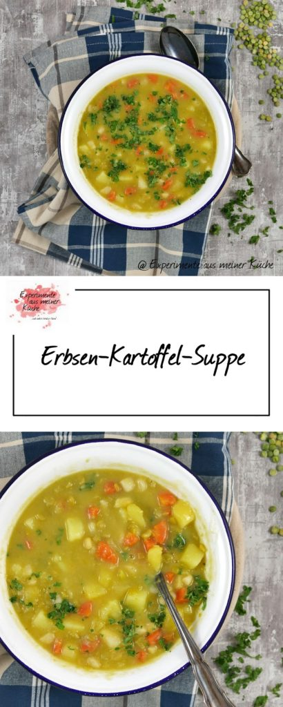 Erbsen-Kartoffel-Suppe | Rezept | Kochen | Weight Watchers