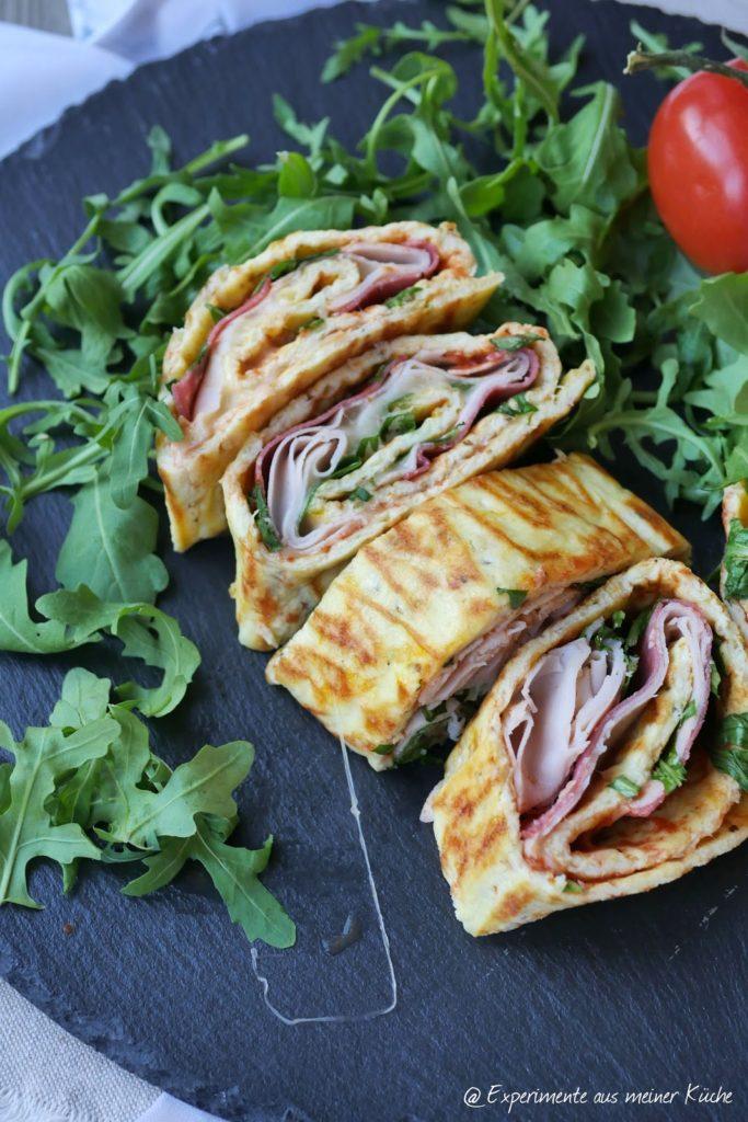 Low Carb Pizzarolle | Rezept | Essen | Kochen | Weight Watchers