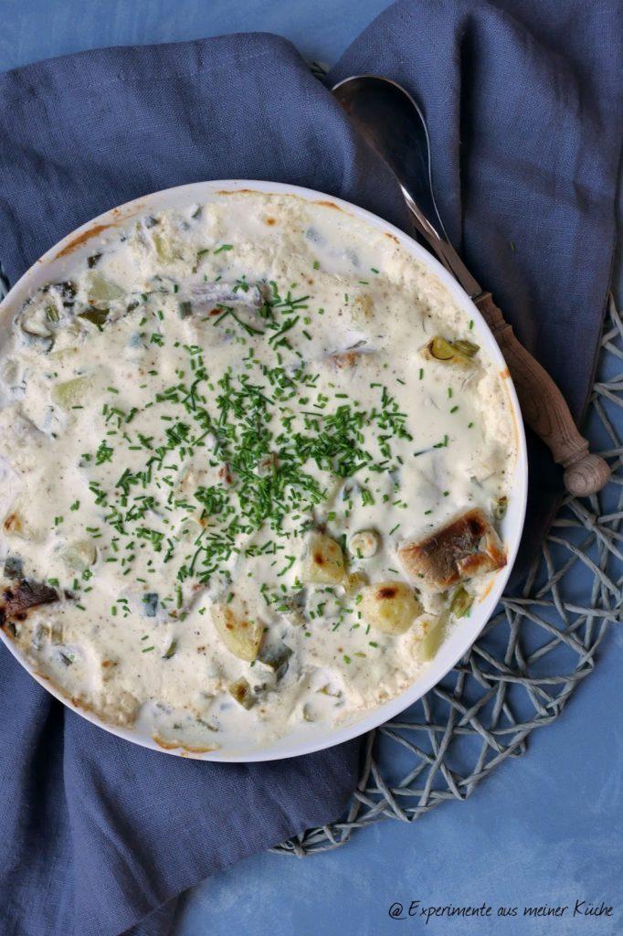 Matjes-Kartoffel-Auflauf | Essen | Kochen | Rezept
