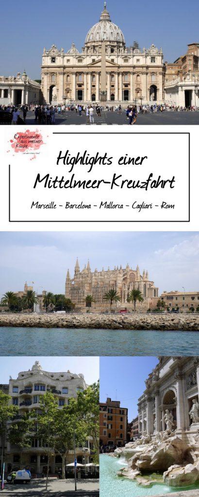 Die Highlights unserer Mittelmeer-Kreuzfahrt {Eamk on Tour} | Reisen | Urlaub
