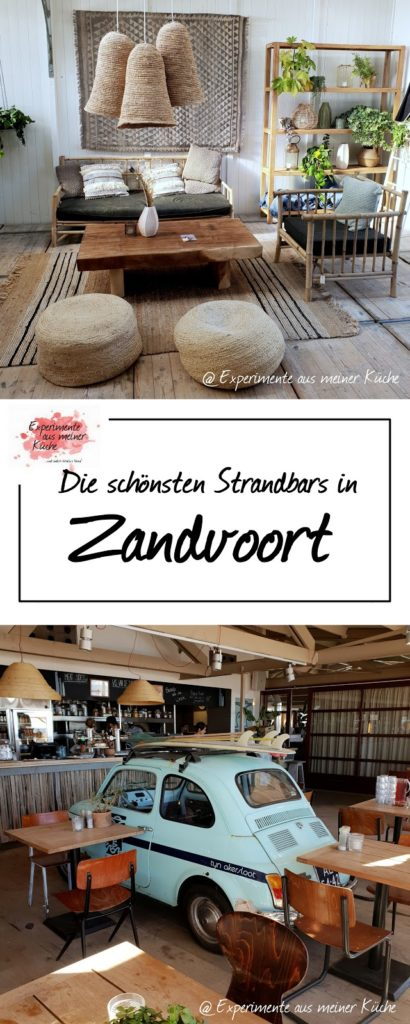 Die schönsten Strandbars in Zandvoort | Reisen | Travel | Ausflug | Meer | Niederlande
