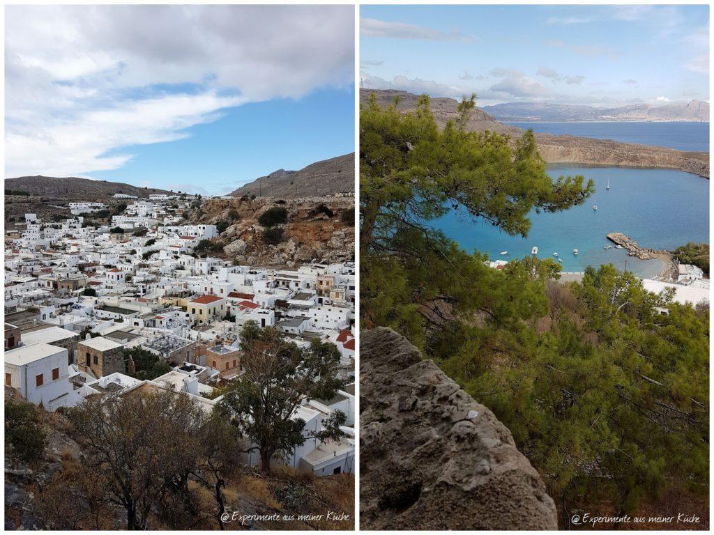 Rhodos im Herbst | Urlaub | Familienurlaub | Griechenland | Urlaub mit Kind | Unterwegs auf Rhodos | Lindos | Akropolis von Lindos