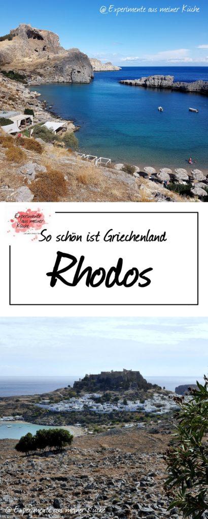 Rhodos im Herbst | Urlaub | Familienurlaub | Griechenland | Urlaub mit Kind | Unterwegs auf Rhodos | So schön ist Griechenland