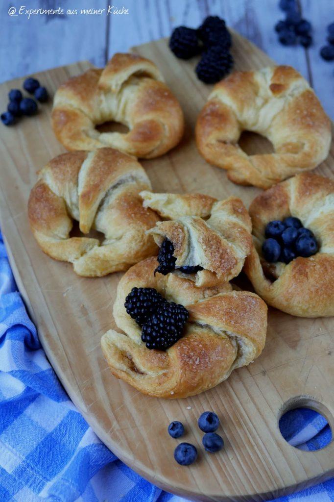 Bagel mal anders | Rezept | Essen | Cragle | Croissant | Backen