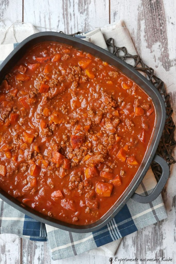 Leichte Kürbis-Bolognese | Rezept | Kochen | Essen | Weight Watchers