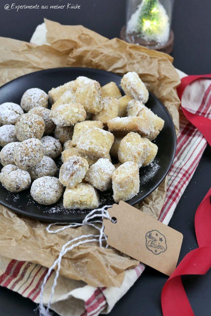 Weihnachtsbäckerei | Plätzchen | Backen | Kekse | Weihnachten | Traumstücke