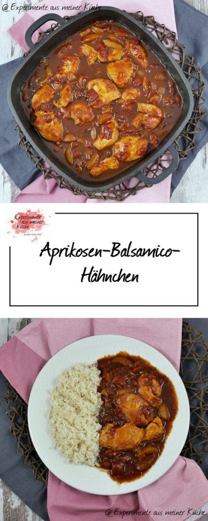 Aprikosen-Balsamico-Hähnchen | Rezept | Kochen | Essen | Weight Watchers