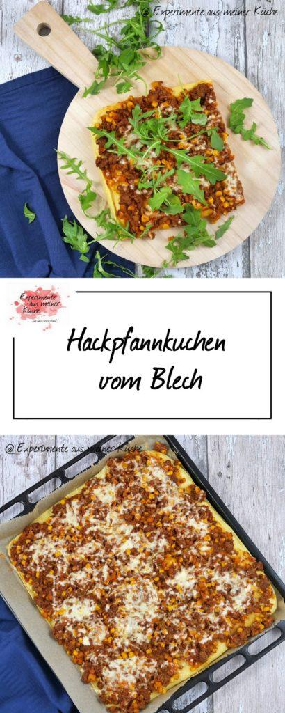 Hackpfannkuchen vom Blech | Rezept | Kochen | Essen | Weight Watchers