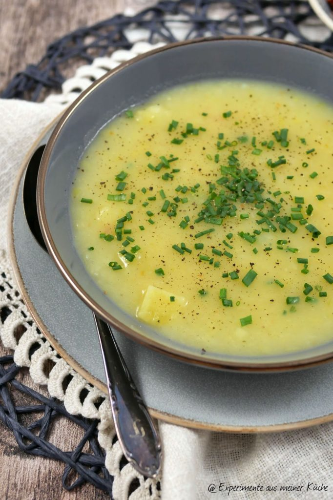 Kartoffel-Lauch-Suppe | Rezept | Essen | Kochen | Weight Watchers