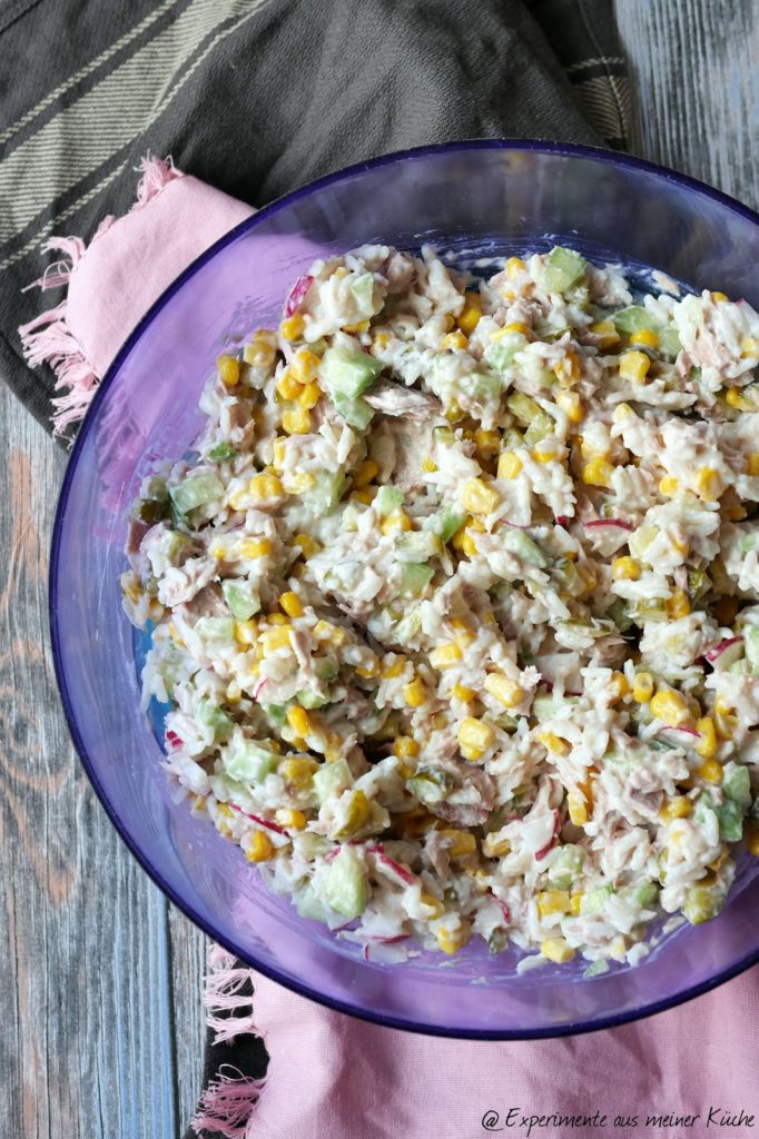 Thunfisch-Reissalat | Rezept | Kochen | Essen | Weight Watchers
