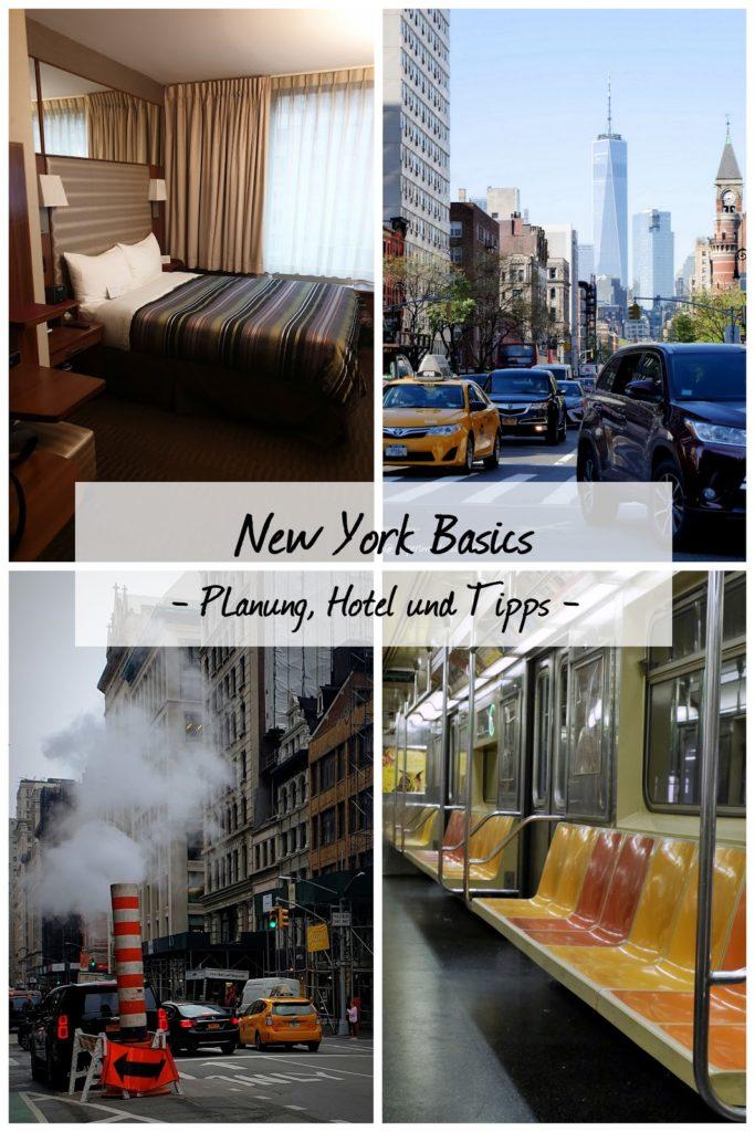 New York - Planung und Hotel | Reisen | Amerika | Städtetour | Citytrip