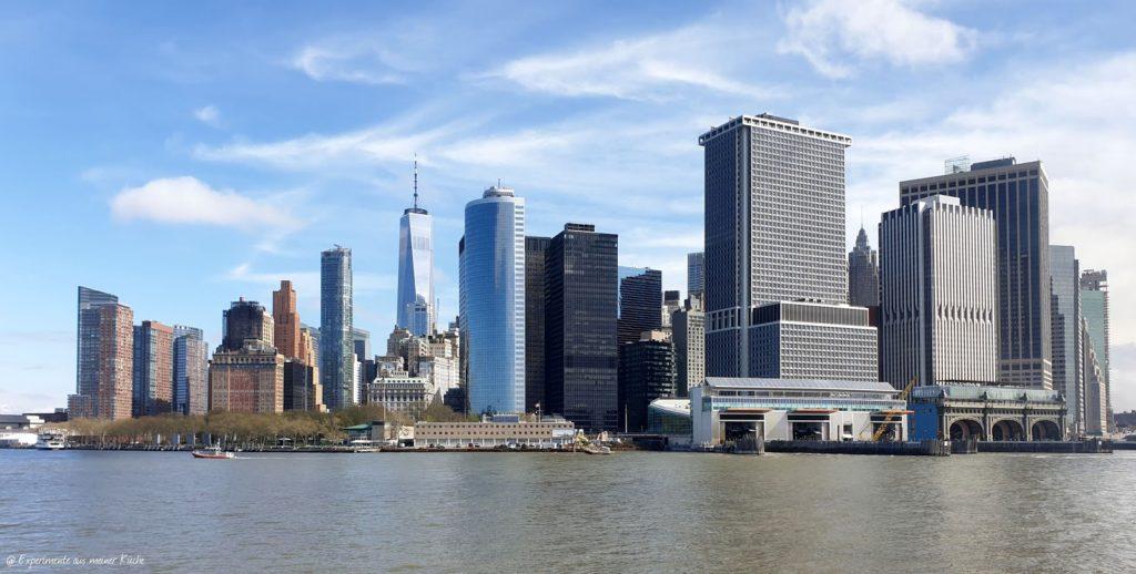 New York - Downtown | Reisen | USA | Städtetour | Citytrip | Staten Island Ferry