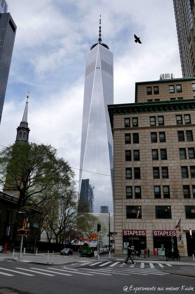 New York - Downtown | Reisen | USA | Städtetour | Citytrip | WTC