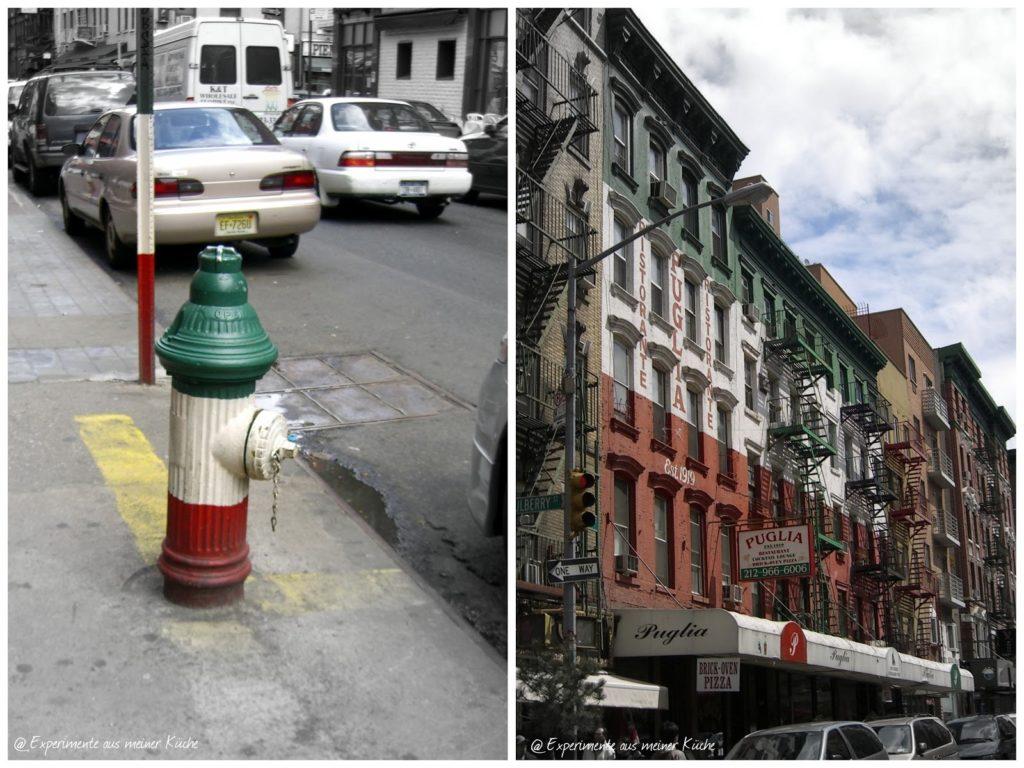 New York - Downtown | Reisen | USA | Städtetour | Citytrip | Littel Italy