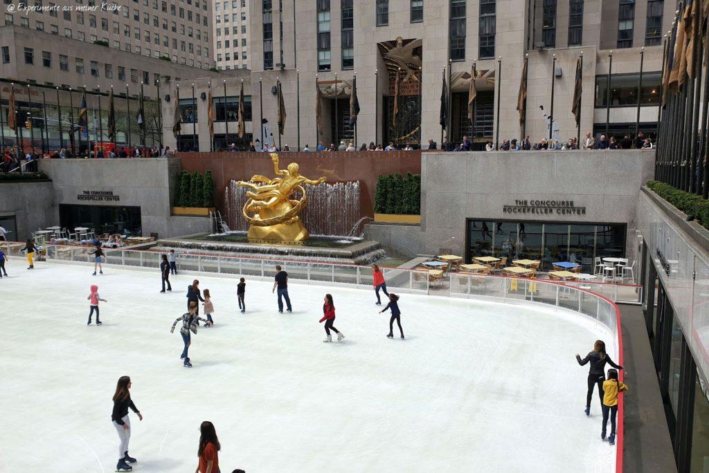 New York  - Midtown Manhattan | Reisen | USA | Städtetour | Citytrip | Rockefeller Center