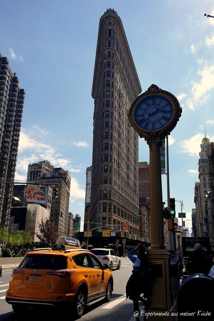 New York  - Midtown Manhattan | Reisen | USA | Städtetour | Citytrip | Flatiron Building