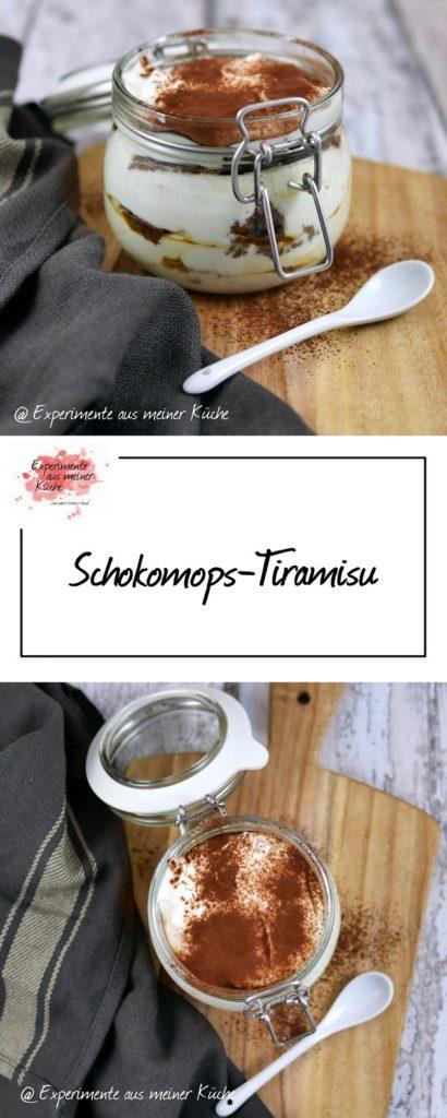 Schokomops-Tiramisu   Rezept   Dessert   Frühstück   Essen   Weight Watchers