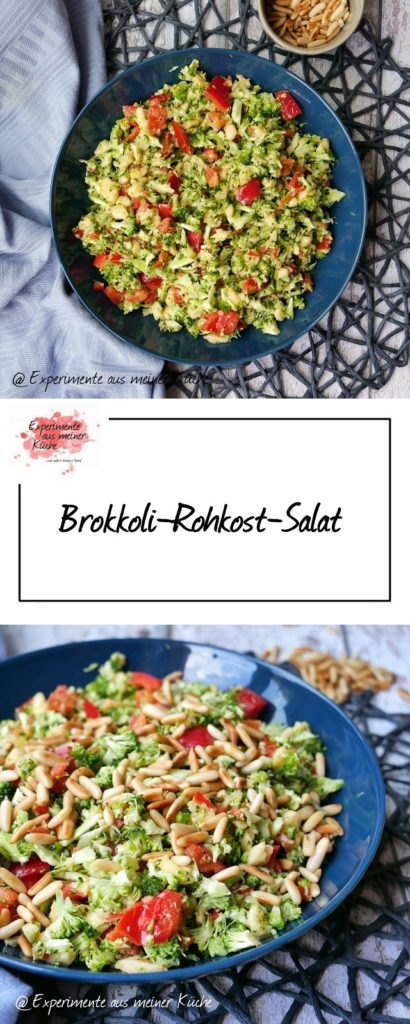 Brokkoli-Rohkost-Salat | Rezept | Kochen | Essen | Weight Watchers