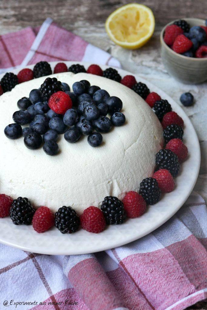 Joghurtbombe | Rezept | Essen | Dessert | Nachtisch | Food