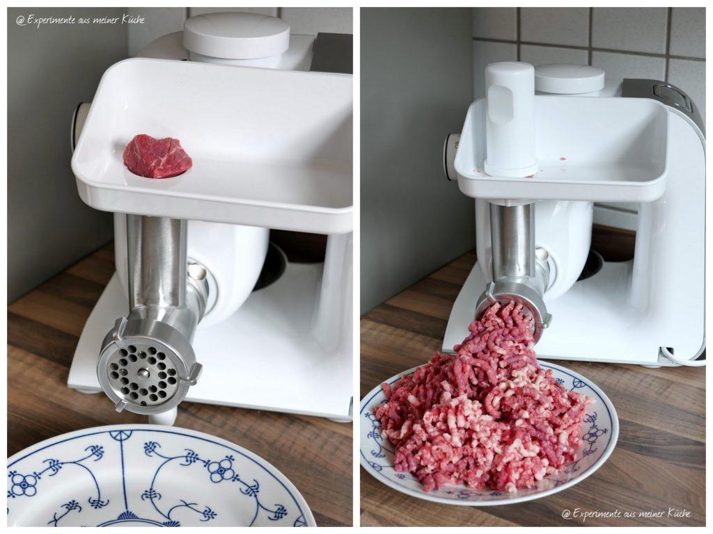 Burger | Homemade | Bosch MUM 5