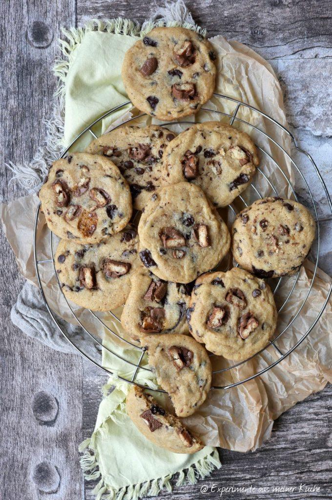 Chocolate Chip Cookies | Kekse | Backen | Schokolade | Rezept