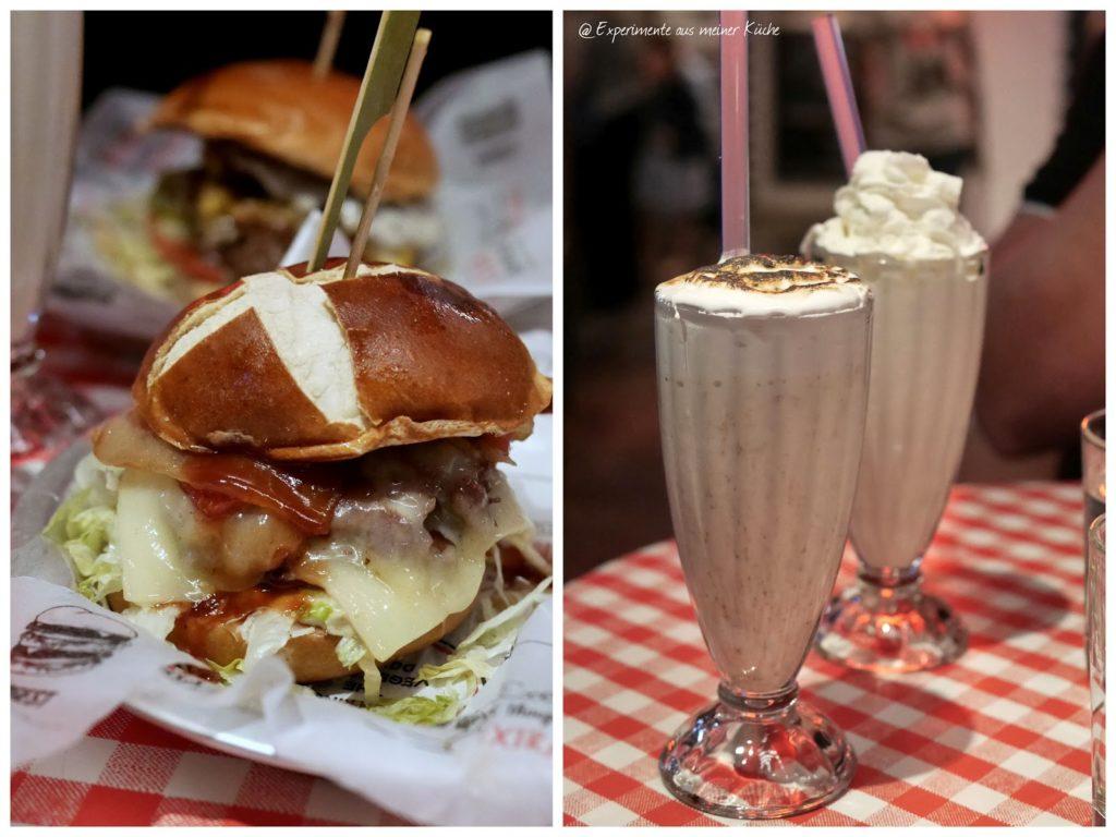 New York | Reisen | USA | Städtetour | Citytrip | Essen in New York | NYC | Burger