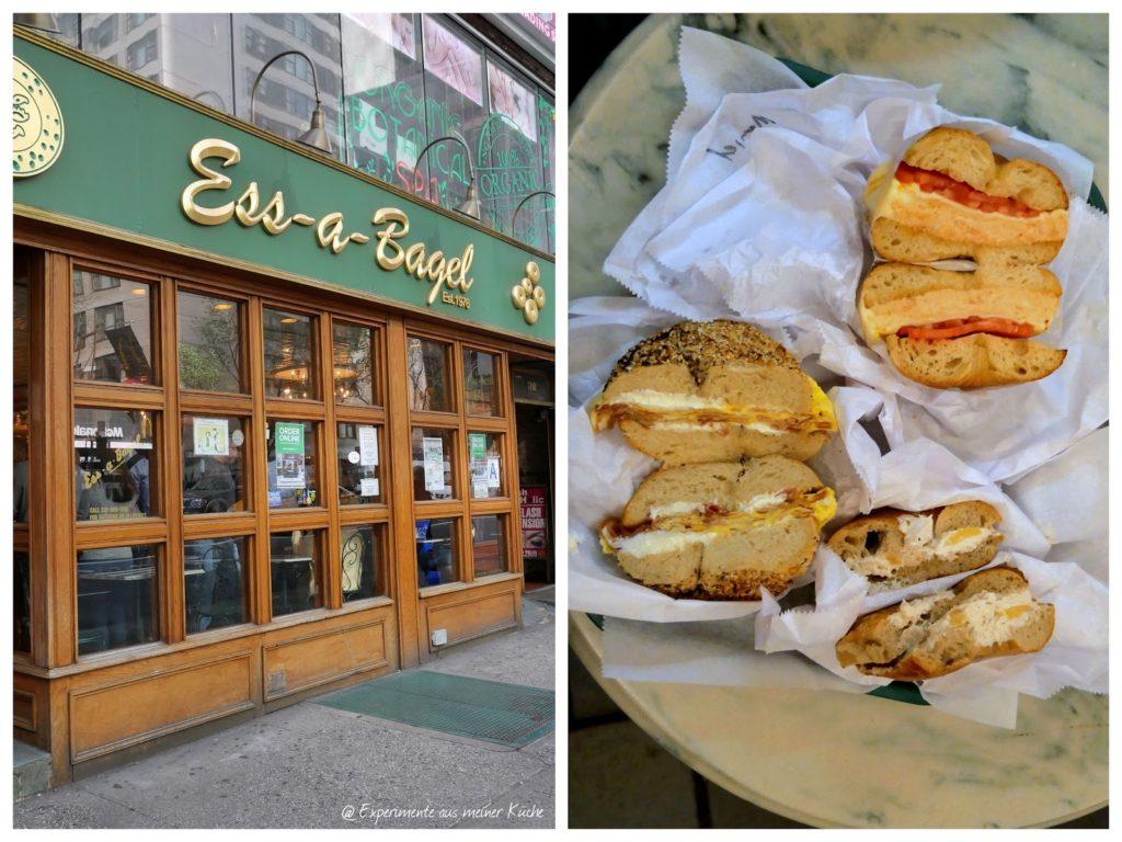 New York | Reisen | USA | Städtetour | Citytrip | Essen in New York | NYC | Bagel