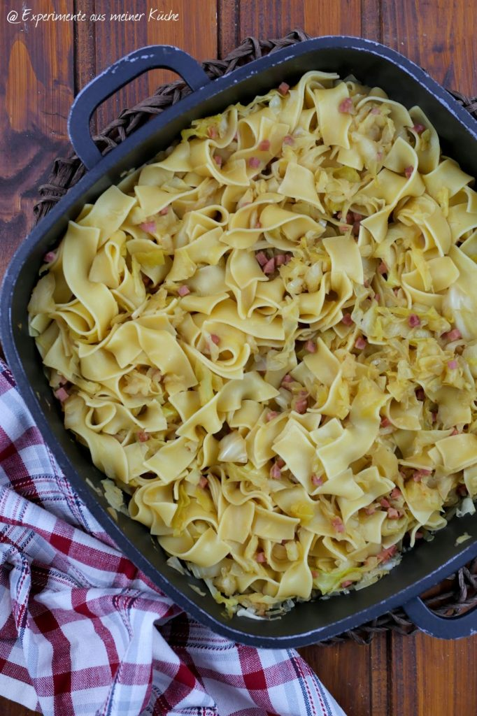 Krautfleckerl | Rezept | Kochen | Essen | Nudeln | Weight Watchers