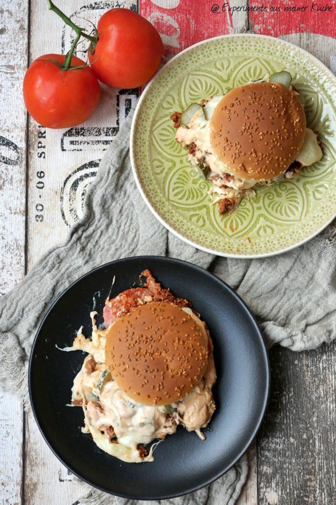 Burger-Auflauf | Rezept | Kochen | Essen | Weight Watchers