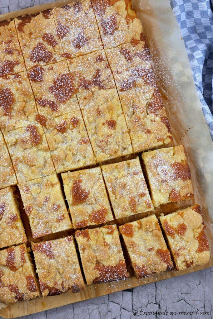 Thüringer Streuselkuchen | Rezept | Backen | Kuchen | Blechkuchen
