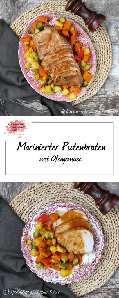 Marinierter Putenbraten | Rezept | Kochen | Essen | Weight Watchers