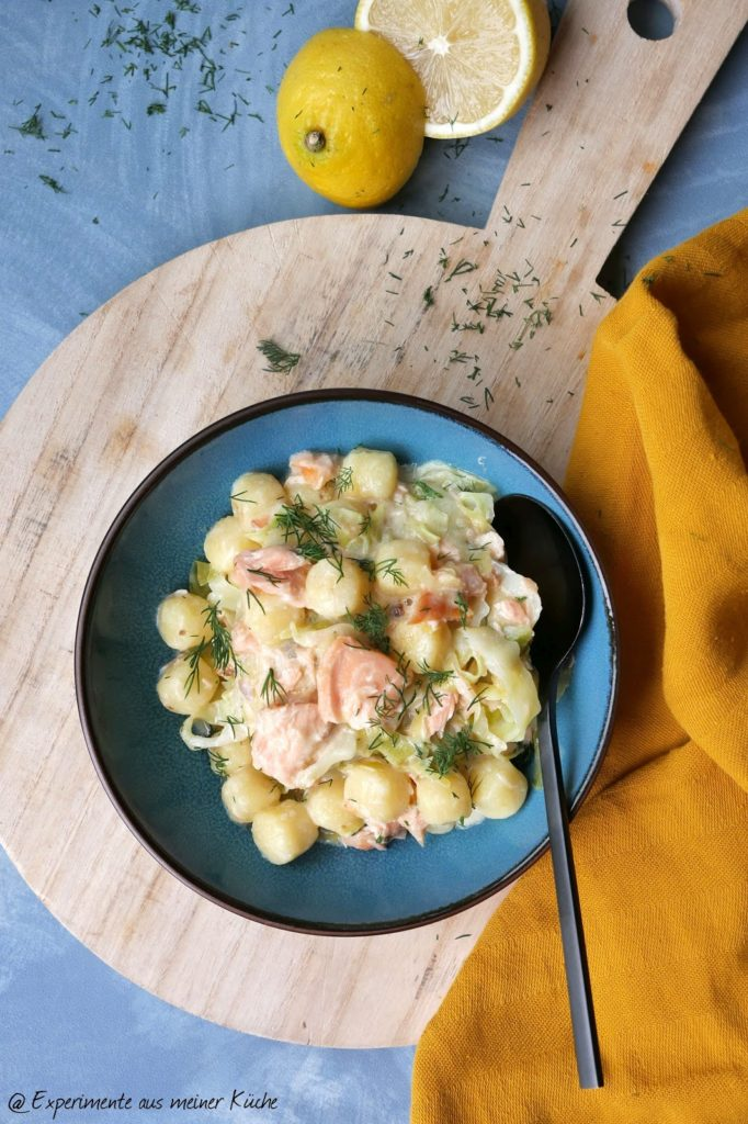 Spitzkohl-Gnocchi-Pfanne | Rezept | Kochen | Essen | Weight Watchers