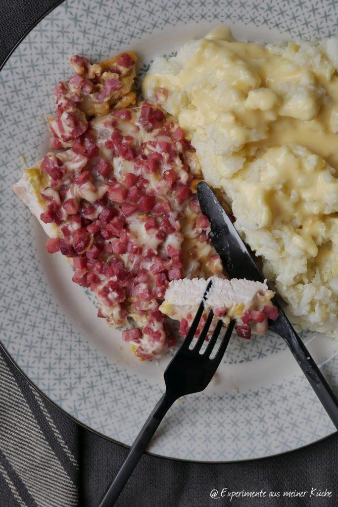 Kurfürsten-Schnitzel mit Blumenkohlpüree | Essen | Kochen | Rezept | Weight Watchers