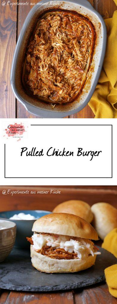 Pulled Chicken Burger | Rezept | Essen | Kochen | Geflügel | Pampered Chef
