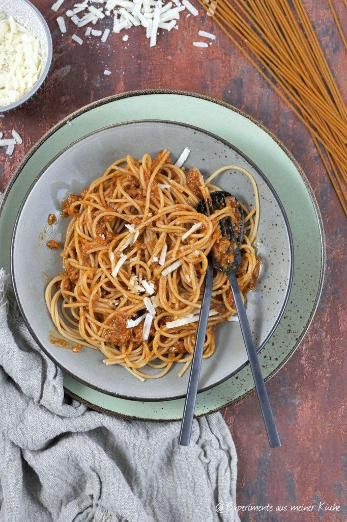 Schnelle Bolognese | Pasta | Kochen | Rezept | Essen | Weight Watchers