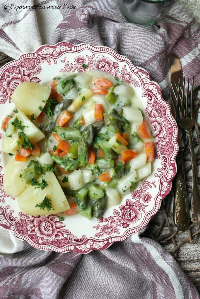 Schnüsch mit Spargel | Rezept | Essen | Kochen | Weight Watchers