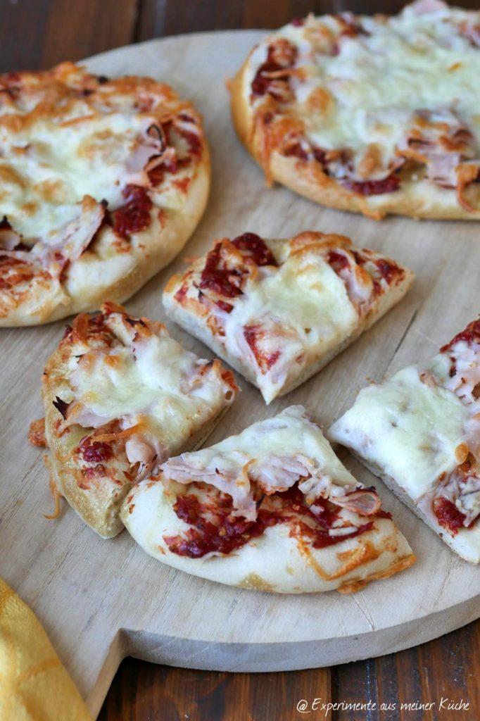 Brezelpizza   Rezept   Essen   Kochen   Weight Watchers