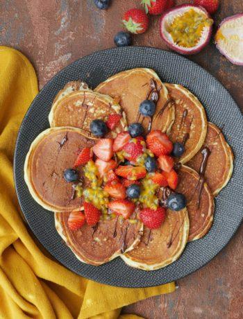 Protein-Pancakes | Rezept | Essen | Frühstück | Weight Watchers