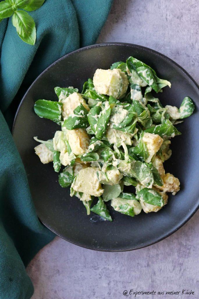 Pesto-Kartoffelsalat | Rezept | Essen | Grillen | Beilage | Weight Watchers