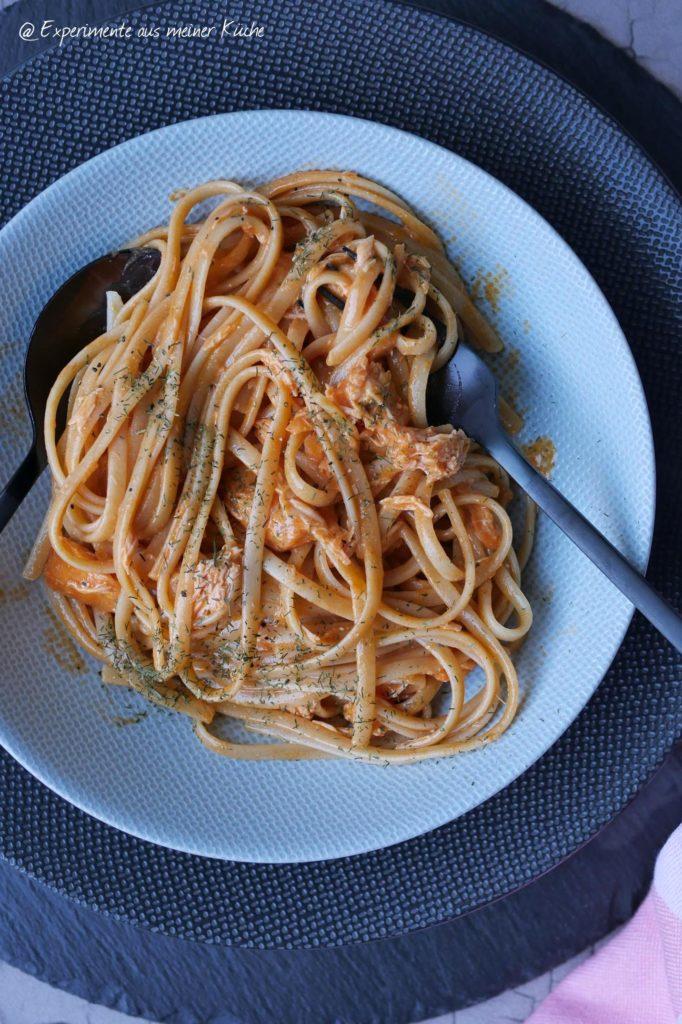 Schnelle Lachs-Pasta | Essen | Kochen | Rezept | Weight Watchers