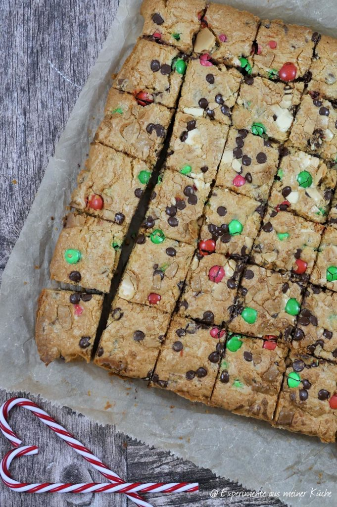 Christmas Cookie Bars | Rezept | Backen | Weihnachten