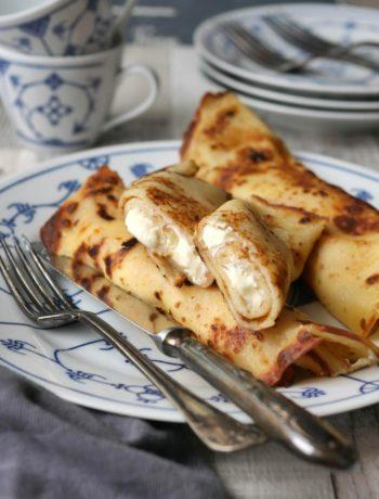 Nalesniki - polnische Pfannkuchen | Essen | Kochen | Hausmannskost | Rezept