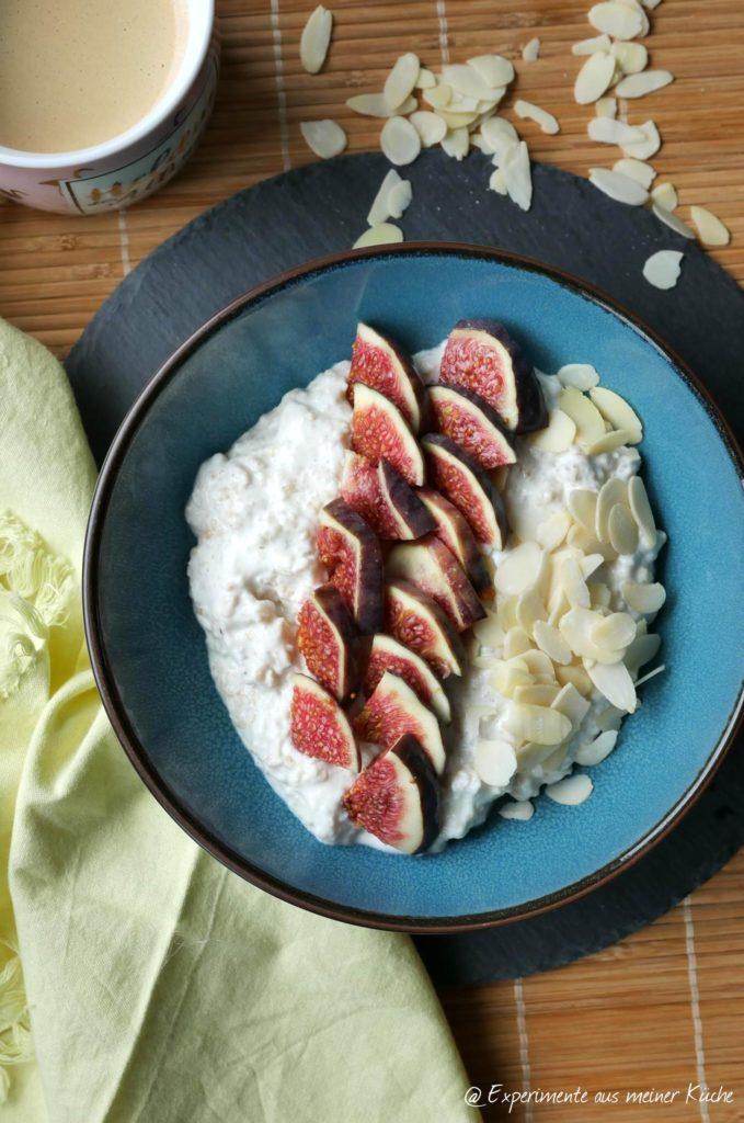 Cremiges Porridge | Rezept | Frühstück | Essen | Weight Watchers