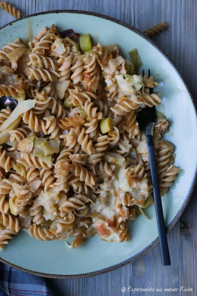 Nudel-Porree-Auflauf | Essen | Kochen | Rezept | Weight Watchers