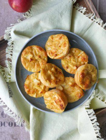 Apfel-Muffins | Rezept | Backen | Essen | Weight Watchers